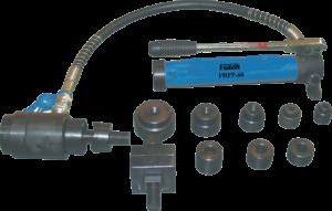 Ručna hidraulična presa za probijanje limova FHPP-60