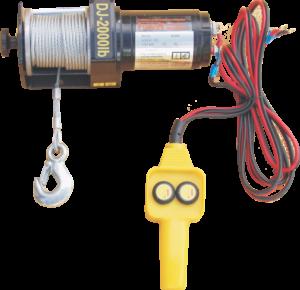 Električna dizalica - Vitlo